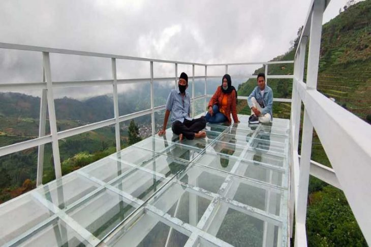 Objek wisata Batu Angkruk tawarkan sisi lain keindahan Dieng