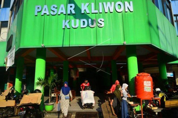 Penutupan sementara Pasar Kliwon