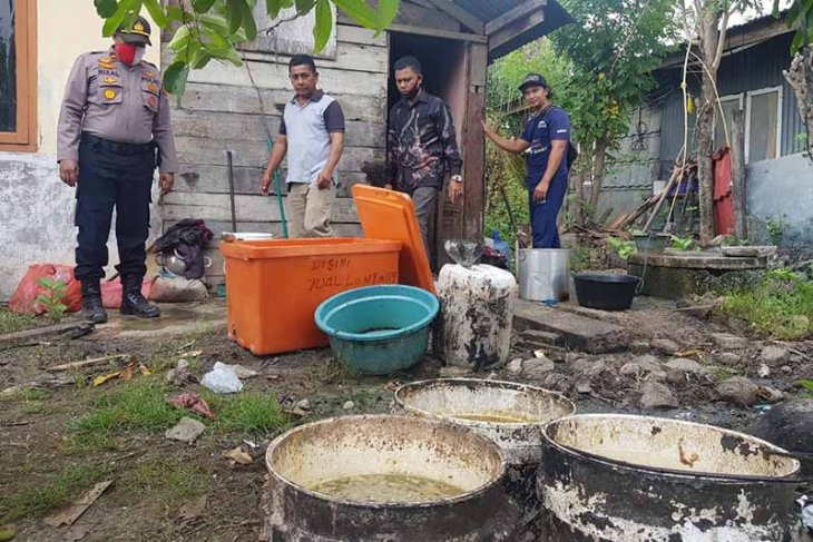 Seorang pedagang dilaporkan jual sate gunakan daging ayam busuk di Aceh Besar
