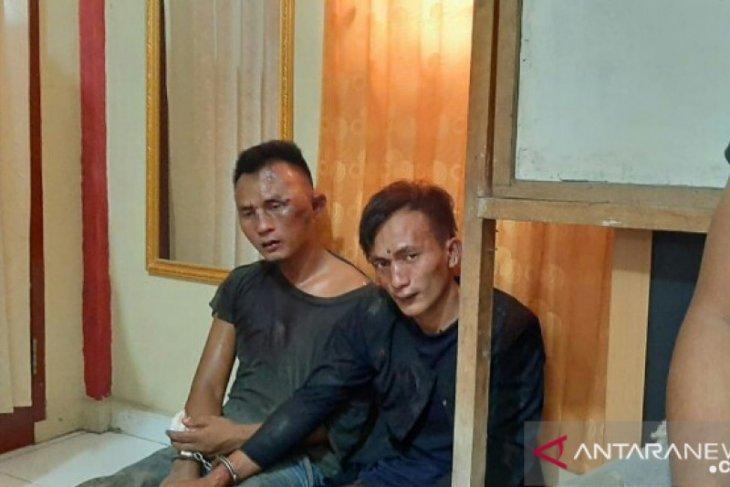 Dua napi kabur dari Lapas Gunungsitoli ditangkap kembali