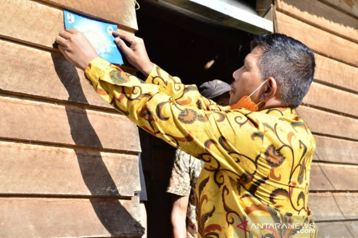 Pemerintah Kabupaten Kayong Utara bedah 926 unit rumah