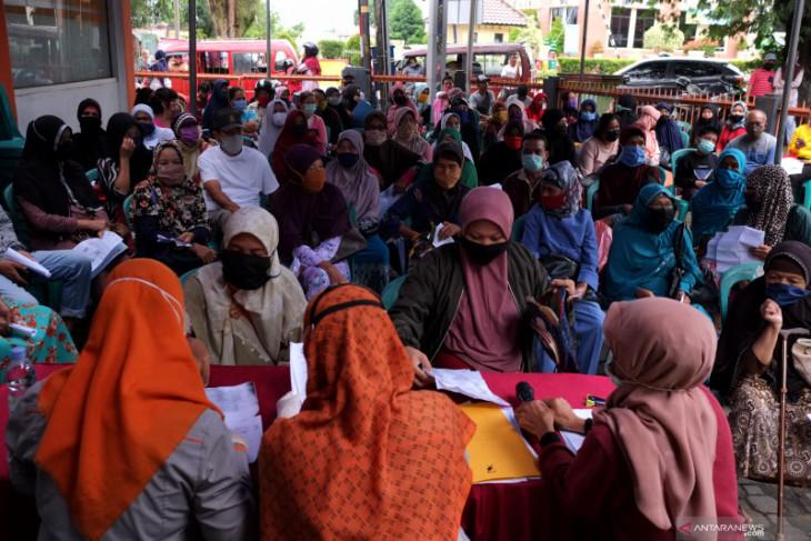10.255 keluarga di Kabupaten Bangka dapat bantuan sosial tunai