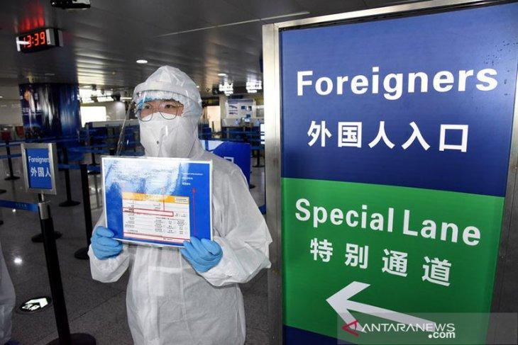 Kasus virus corona di China mereda, tak ada kasus baru di Beijing