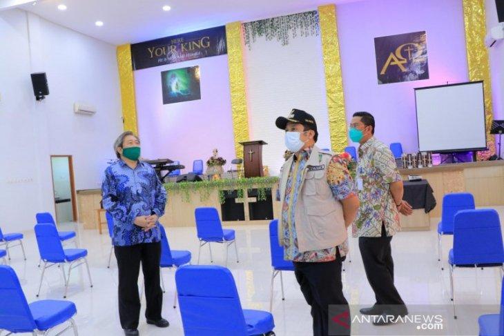 Arief: tempat ibadah di Kota Tangerang siap jalankan protokol kesehatan