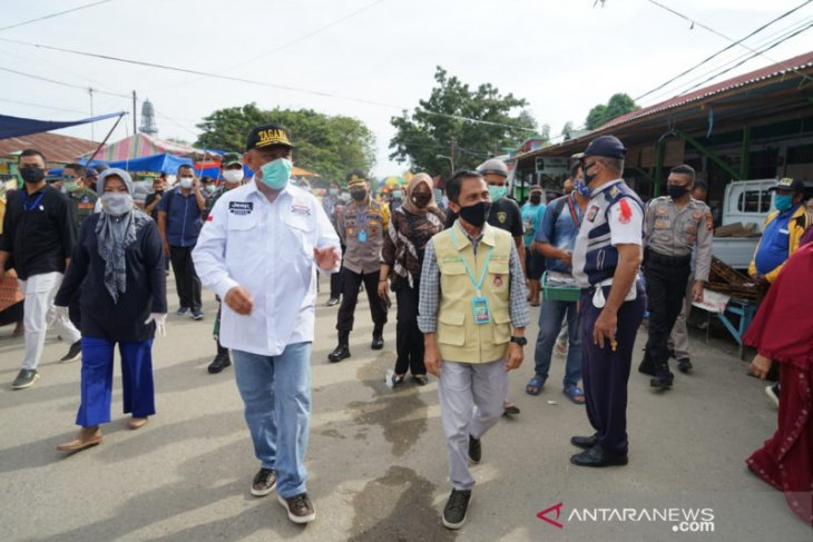 Bupati Gorontalo paparkan strategi menuju tatanan normal baru