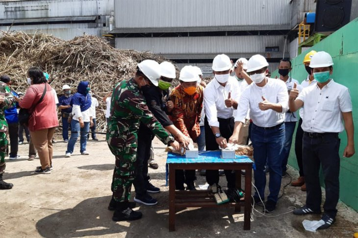 Buka Giling, PT BCN Targetkan Produksi 104 Ribu Ton Gula
