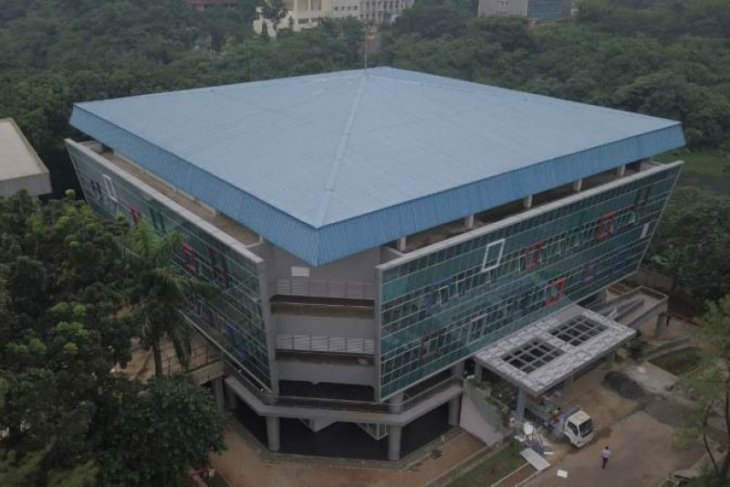 Kementerian PUPR tuntaskan konstruksi perpustakaan Politeknik Negeri Jakarta