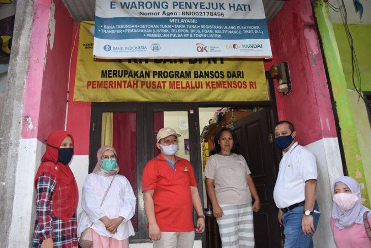 69.011 KPM Kota Bandung mulai mencairkan bantuan sosial tunai Covid tahap II