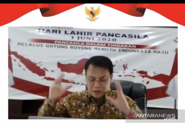 Basarah: Melawan ideologi transnasional harus dengan kerja konkret