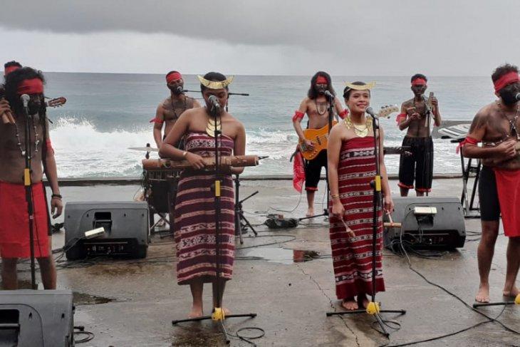 Komunitas narasi Maluku bahas perjuangan musisi di kota musik dunia