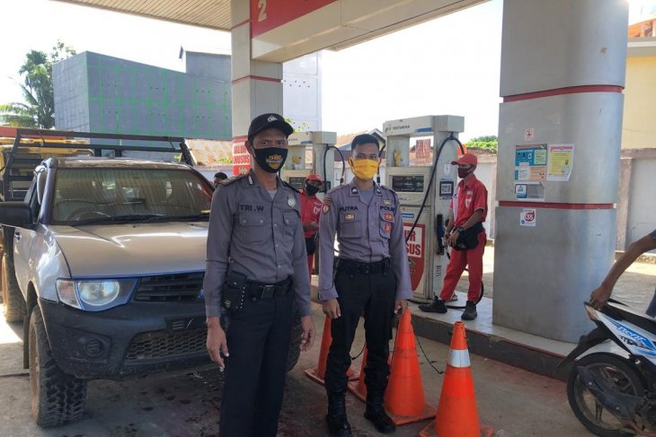Polisi Mukomuko gencarkan patroli cegah penyebaran corona