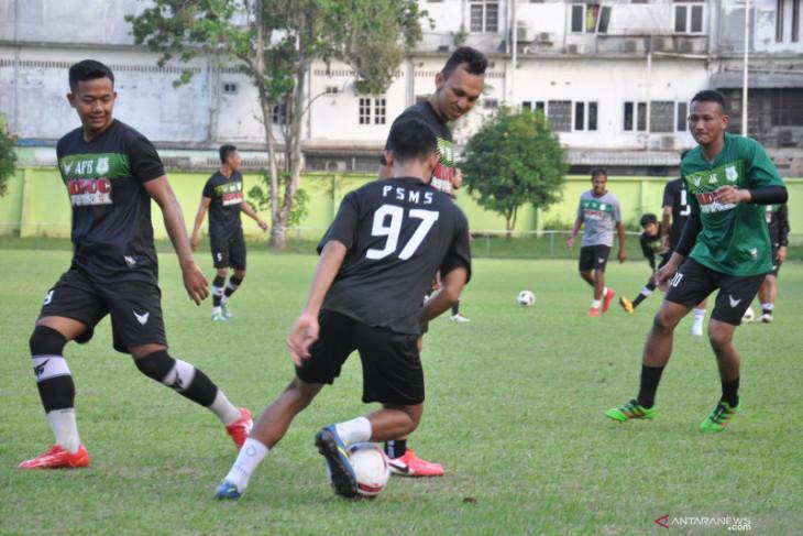 PSMS Medan tunda datangkan empat pemain baru