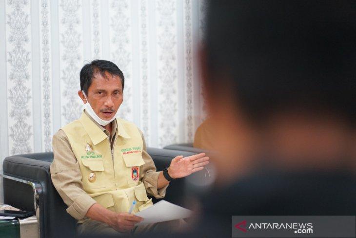 Pengguna KTP Kabupaten Gorontalo, rapid test gratis