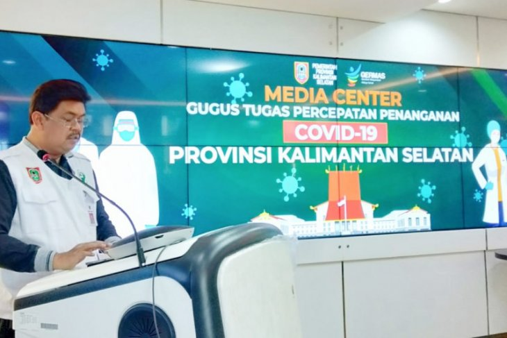 The highest addition of COVID-19 case hits South Kalimantan