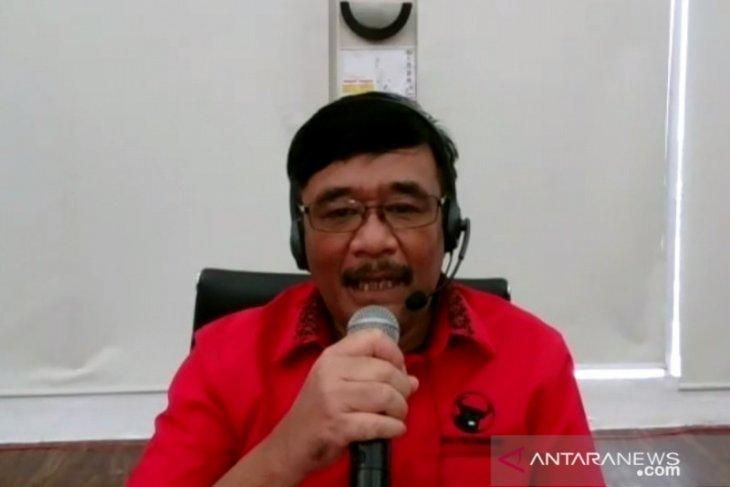 PDIP dukung calon kepala daerah tes COVID-19