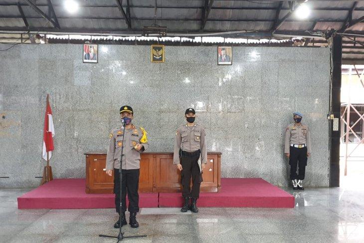 Kapolres Bangka dorong personel memanfaatkan pekarangan rumah