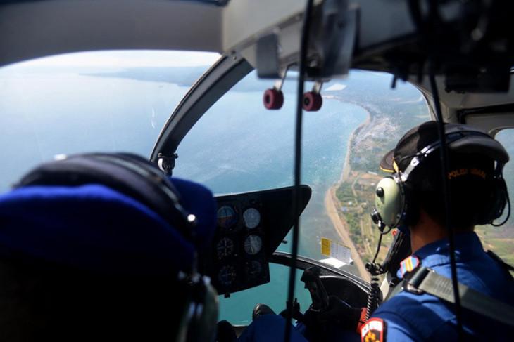 Sinyal alat penentu lokasi helikopter NUH yang hilang kontak tidak terdeteksi