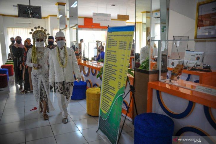 Kemenag Bengkulu kembali buka layanan nikah di luar KUA