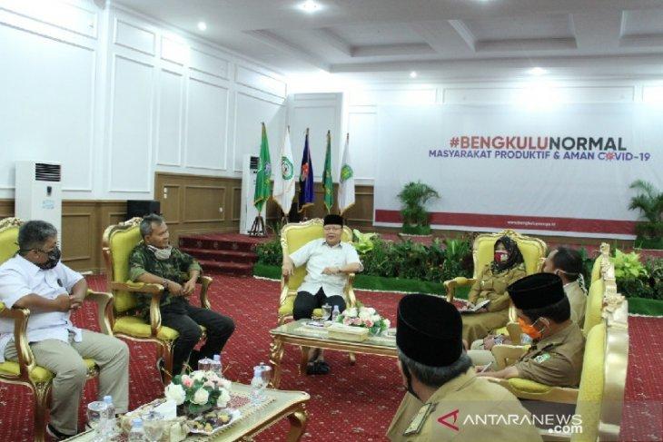 Gubernur ingin izin kapal nelayan di Bengkulu dapat dipermudah