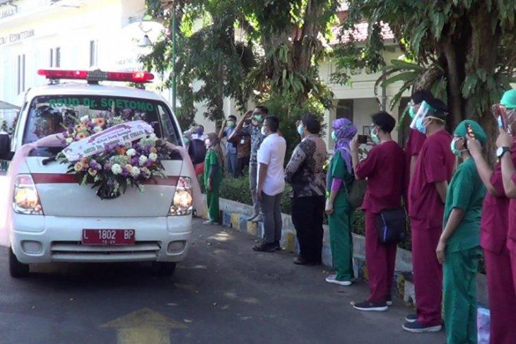Seorang pasien positif COVID-19 di Denpasar dinyatakan meninggal