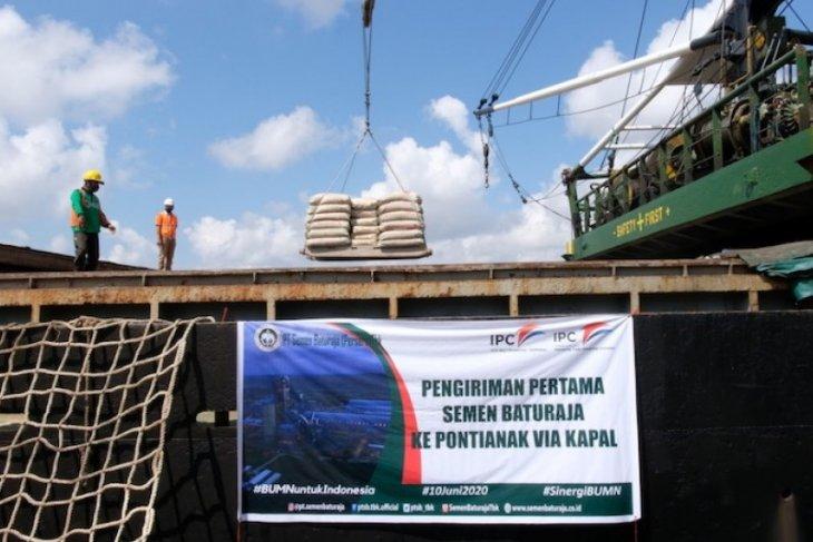 Semen Baturaja target rebut pasar di Kalbar