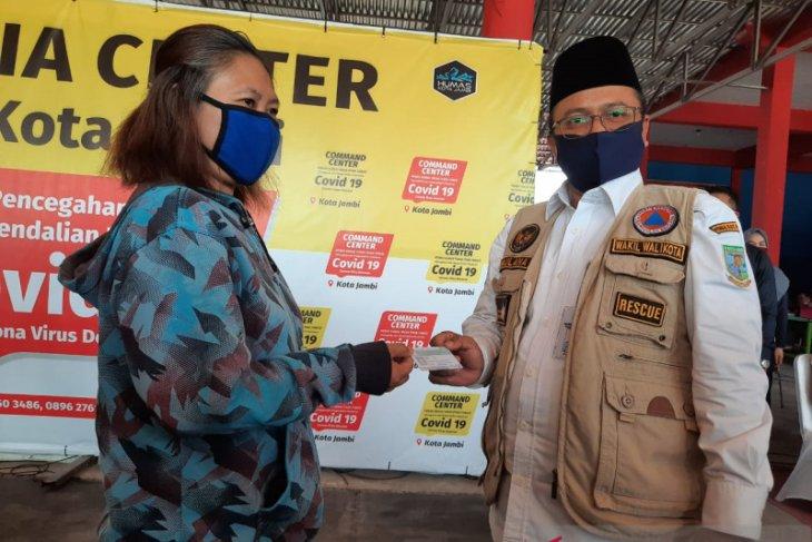Kartu langganan gas bersubsidi Kota Jambi jadi contoh  nasional