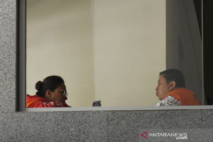 Di persidangan, saksi akui terima upah Rp2 juta bantu hitung uang Harun Masiku