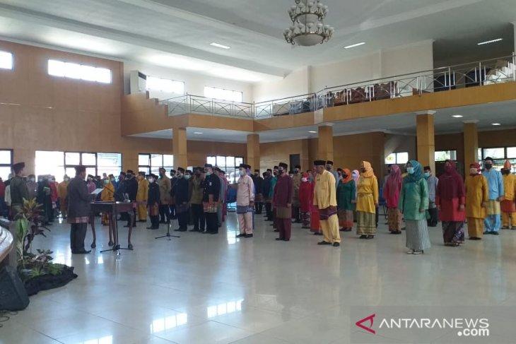 Bupati Belitung minta ASN beradaptasi pola kerja normal baru