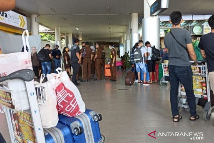 Flight services restarted at Bangka Belitung Islands Province