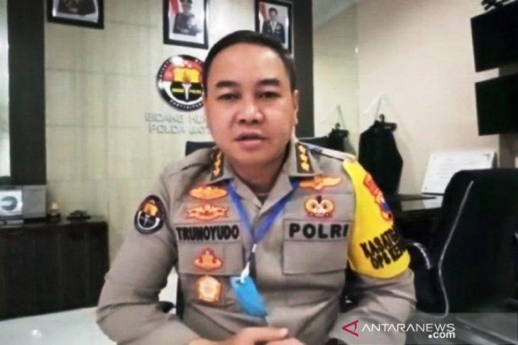 Polda Jatim tetapkan empat polisi terduga pelaku kekerasan terhadap mahasiswa di Pamekasan