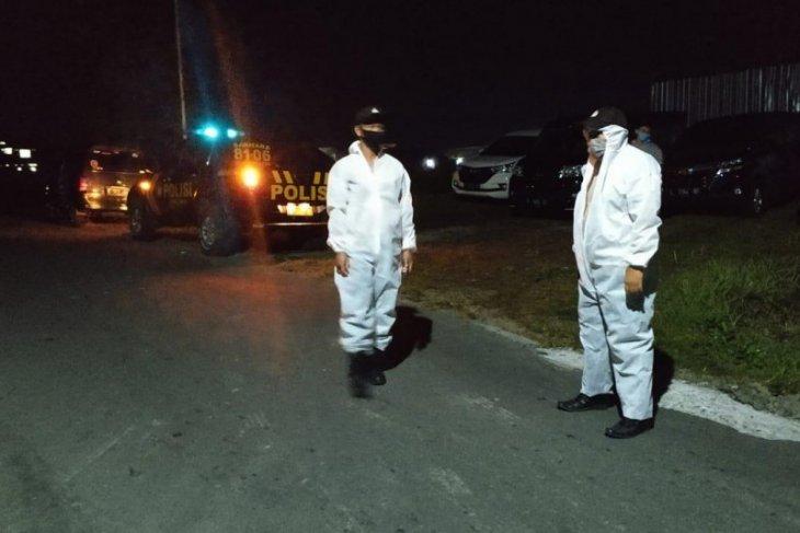 Pekerja migran asal Blitar meninggal dimakamkan dengan protokol COVID-19