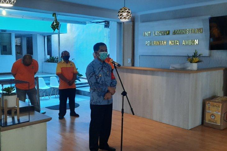 Pemkot Ambon tutup RS lapangan  seiring meningkatnya kasus sembuh COVID -19  jangan lalai