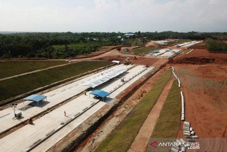13 warga terdampak proyek tol Bengkulu belum setuju nilai ganti rugi