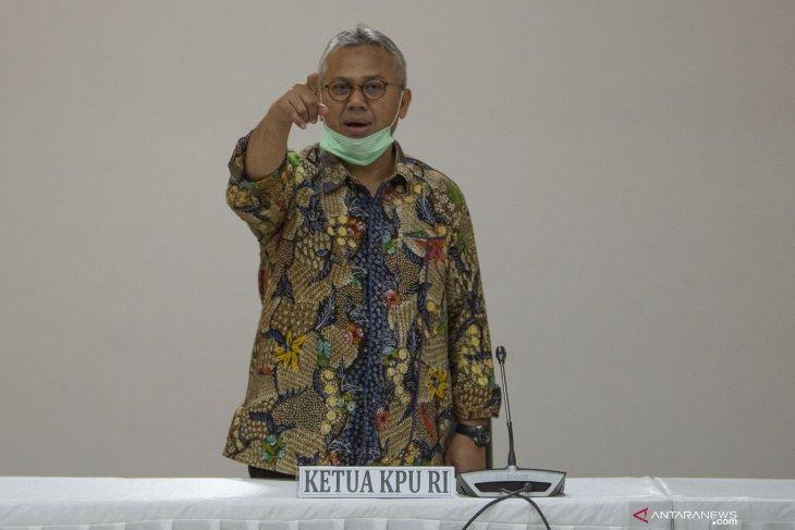 Ketua KPU instruksikan PPK dan PPS Pilkada diaktifkan lagi
