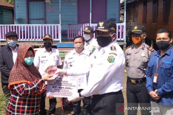 Bupati Mahakam Ulu ingatkan kepala desa terkait penyimpangan BLT