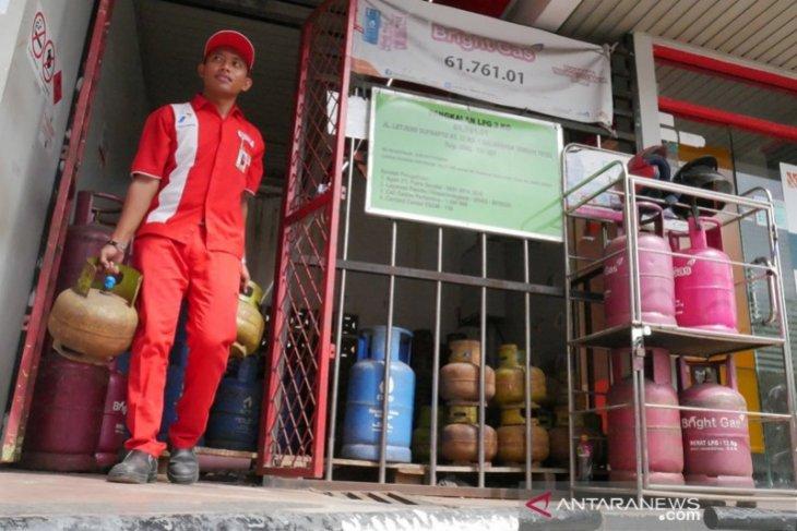 Pertamina bantu modal UMKM Kalimantan