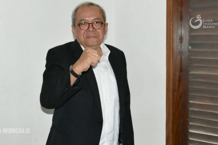 RUPSLB tetapkan Akhmad Hadian Lukita sebagai Dirut Liga Indonesia Baru