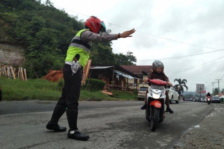 Viral razia masker didenda Rp250 ribu, ini kata Humas Polda