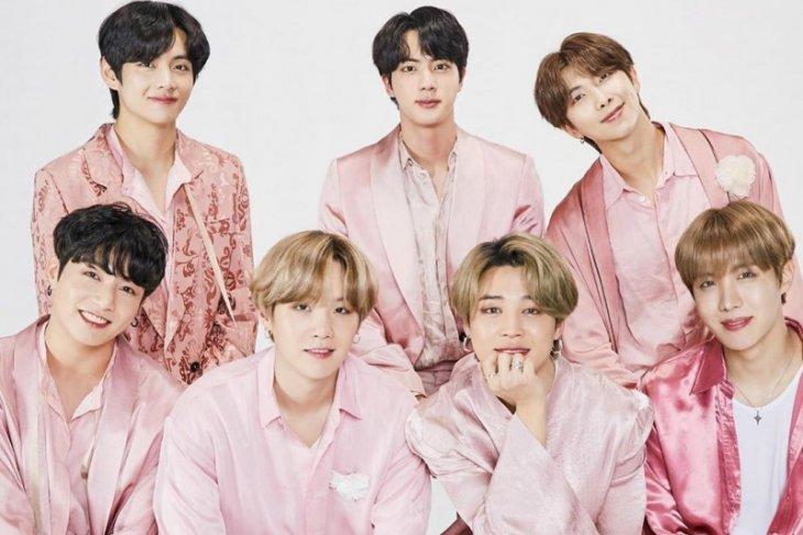 BTS isi lagu tema asli untuk film Jepang