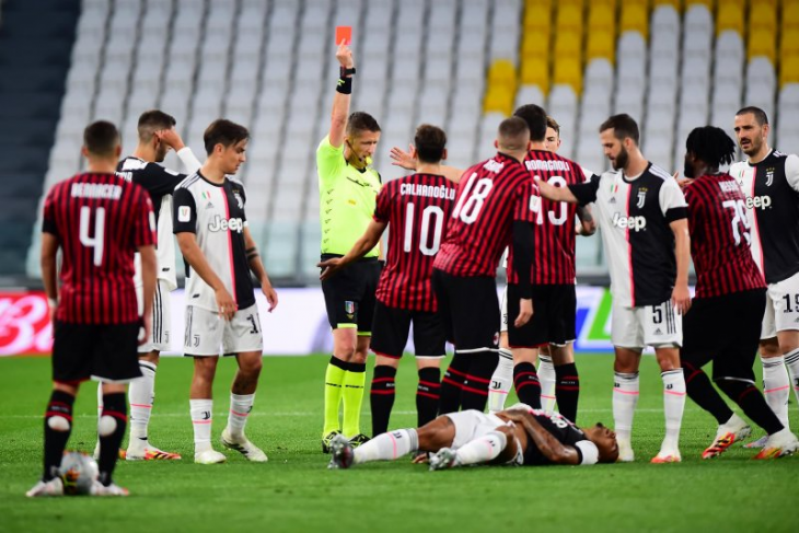 Wasit Italia Daniele Orsato akan pimpin laga final Liga Champions