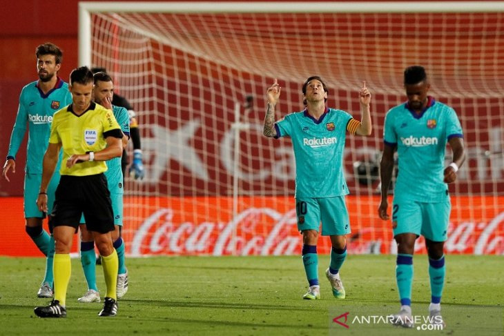Klasemen Liga Spanyol setelah Barcelona bungkam Mallorca
