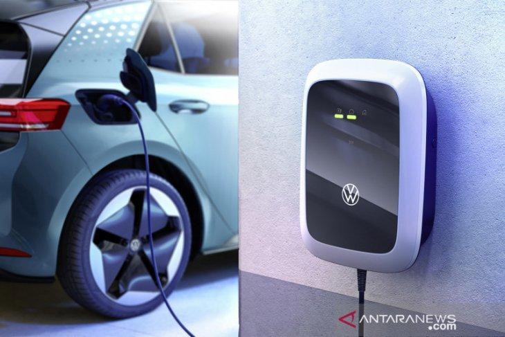 Mobil listrik Volkswagen jualan charger harganya Rp6,3 juta
