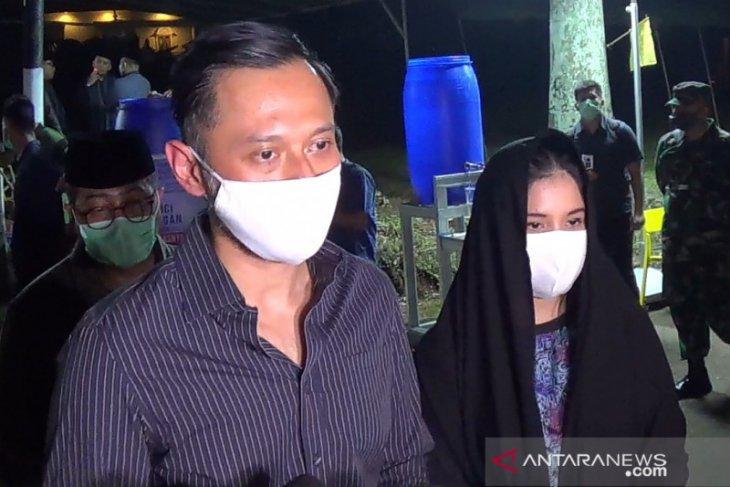 Meninggal karena serangan jantung, AHY: Pramono Edhie disiplin berolahraga (video)