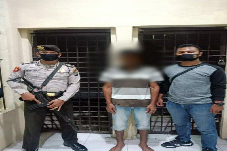 Polres Tapteng bekuk pelaku pencabulan terhadap anak di bawah umur