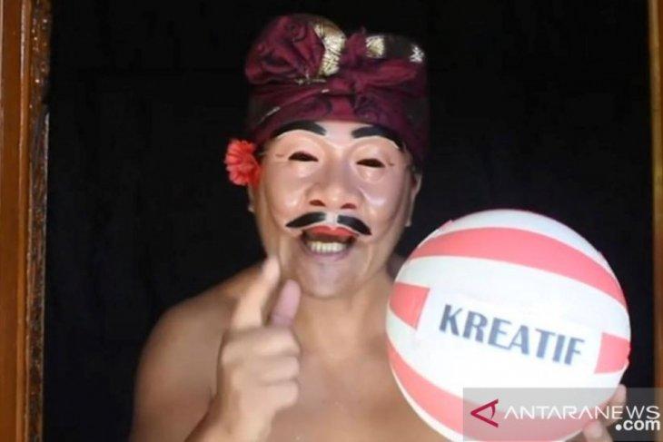 Pemprov Bali fasilitasi pentas virtual untuk 202 komunitas seni
