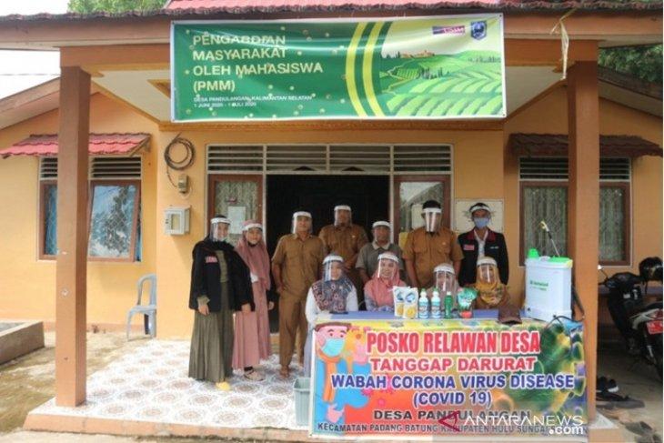 Ciptakan inovasi APD, mahasiswa PMM UMM buat face shield bagi relawan COVID-19