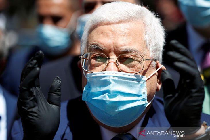Presiden Palestina tuduh Israel hancurkan prospek solusi dua negara