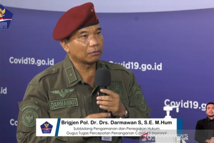 Indonesian Police investigate 130,680 COVID-19 hoaxes: task force