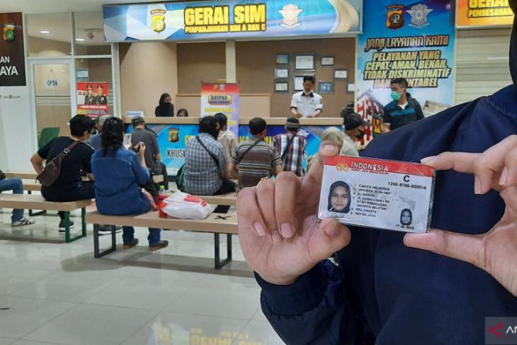 12 titik layanan perpanjangan SIM disediakan Polda Metro Jaya