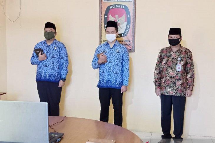 KPU Bengkayang : Beberapa kegiatan Pilkada 2020 dilakukan secara virtual